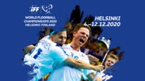 IFF Men´s World Floorball Championships 2020 package