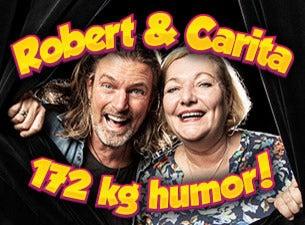 ROBERT SAMUELSSON & CARITA JONSSON - 172 kg humor