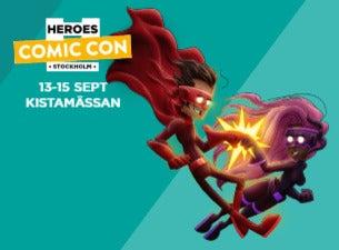 Comic Con Stockholm