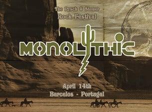 Monolithic Fest 2018
