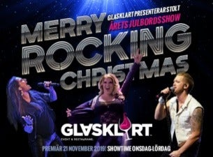 Merry Rocking Christmas Julbord & Julshow