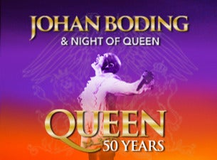 JOHAN BODING & NIGHT OF QUEEN