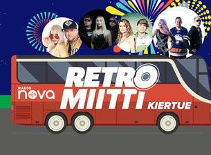 Radio Nova Retromiitti-kiertue