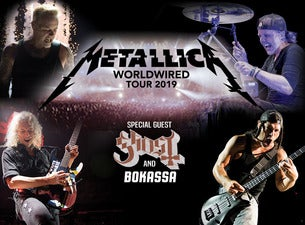 Metallica Tickets @ Ticketmaster | Concerts & Tour Dates