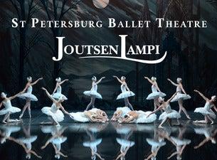St Petersburg Ballet Theatre- Joutsenlampi