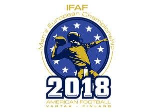 2018 Amerikkalaisen Jalkapallon miesten EM-turnaus