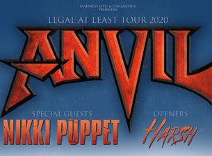 Anvil + Nikki Puppet + Harsh