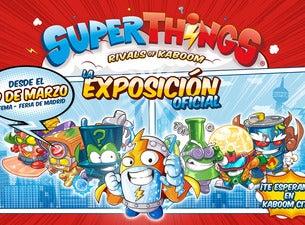 Superthings - la exposición oficial