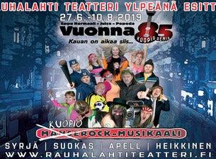 VUONNA -85 Kuopio Remix