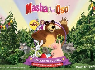 Masha y el Oso - Rescate en el Circo