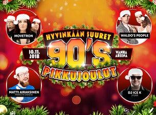 HYVINKÄÄN SUURET 90'S PIKKUJOULUT