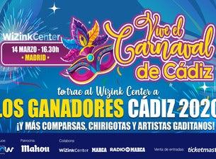 Vive el Carnaval de Cádiz en Madrid