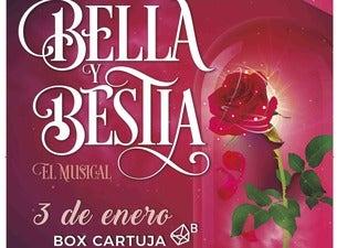 Bella y Bestia, el Musical en la Cartuja
