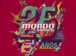 Fiesta 25º aniversario Mondo Sonoro