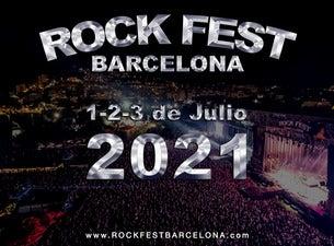 Rock Fest Barcelona 2021