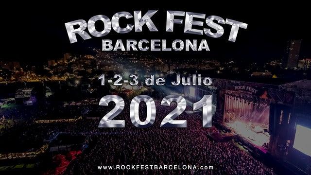 Rock Fest BCN 2021
