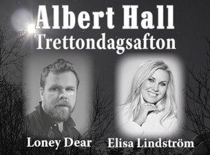 Trettondagsafton i Albert Hall