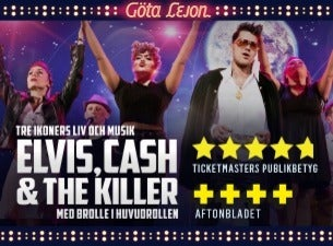 Brolle i showen om Elvis, Cash & The killer