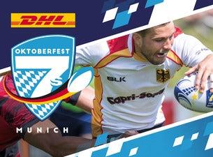 DHL Oktoberfest 7s - Internationales Profi 7er-Rugby Turnier