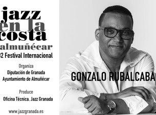 Gonzalo Rubalcaba Trío - Festival Internacional de Jazz en la Costa