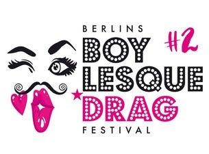 2. Boylesque Drag Festival Berlin 2020
