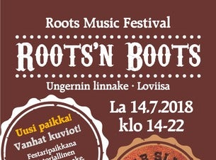 Roots'n Boots, Roots Music Festival