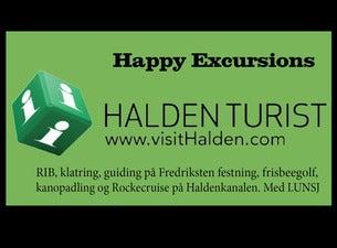 Halden Excursions - Opplev Halden under Tons of Rock