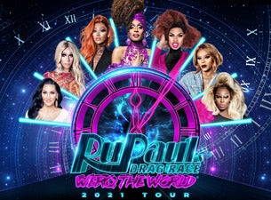 RuPaul's Drag Race Werq the World Tour 2021