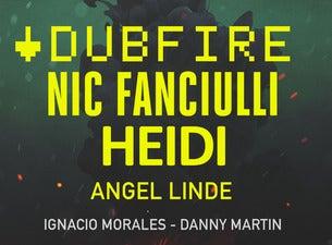 OCCO Sevilla presenta: DUBFIRE & Nic Fanciulli
