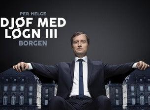 Per Helge: Djøf med løgn III