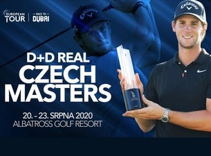 D+D REAL Czech Masters 2020 - golf