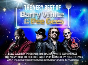 The Very Best of Barry White & The Bee Gees