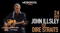 JOHN ILLSLEY OF DIRE STRAITS (Metropool presents @ Atak)