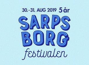 Sarpsborgfestivalen 2019 - Gjesteområde Festivalpass
