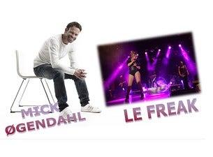 Julefrokost med Mick Øgendahl & Le Freak