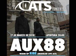 AUX 88 + warm up RIBÉ (Modular Live Act)