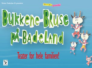 Bukkene Bruse Pa Badeland