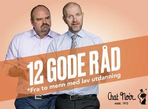 Antonsen og Tufte Johansen 12 God Råd