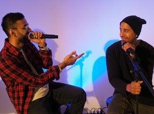 Lenny & Waqas fra Outlandish