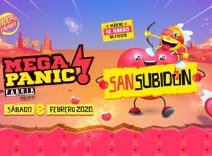 San Subidón! 2020 en Fabrik