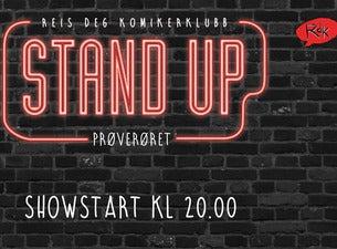 Standup / Prøverøret