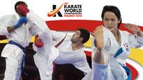 24 Campeonatos del Mundo Senior de Karate - Eliminatorias