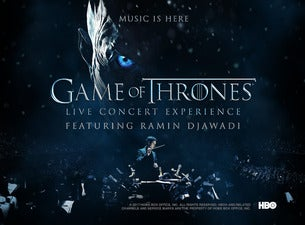 Game Of Thrones Live Concert Experience (Arena Tour 2018)