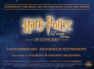 Harry Potter och de vises sten Live in Concert