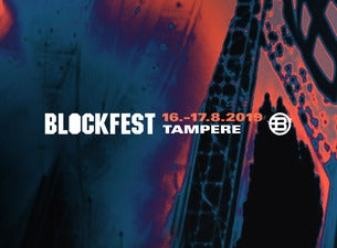 Blockfest  - Perjantai Exclusive by Veikkaus