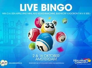 Live Bingo Holland Casino