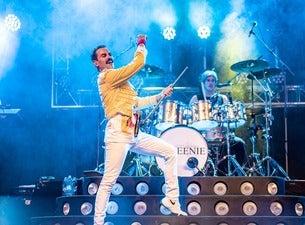 Queenie - Pod širým nebem 2020 tour