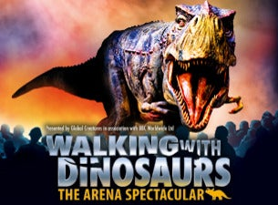 Walking With Dinosaurs - The Arena Spectacular Sweden