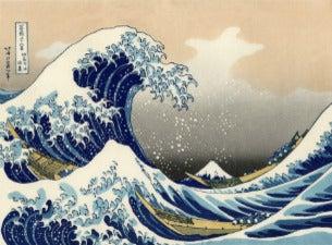 HOKUSAI - En japansk ikon