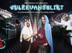 Juleevangeliet - The smash hit musical